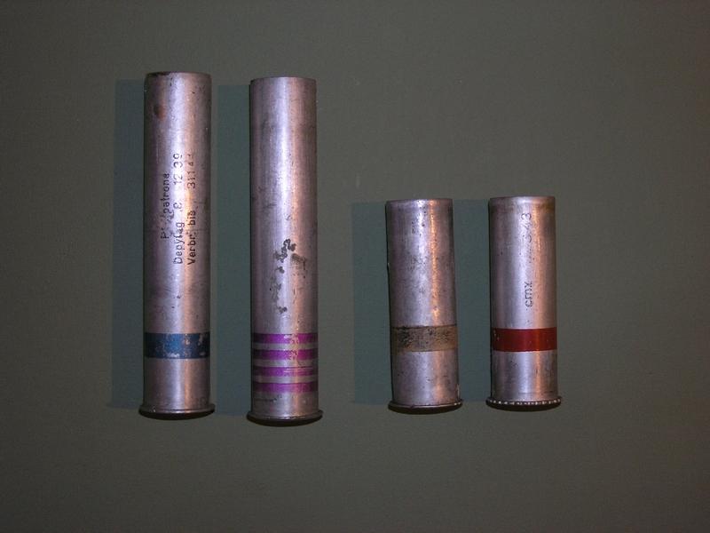 Naboje do Leuchtpistole