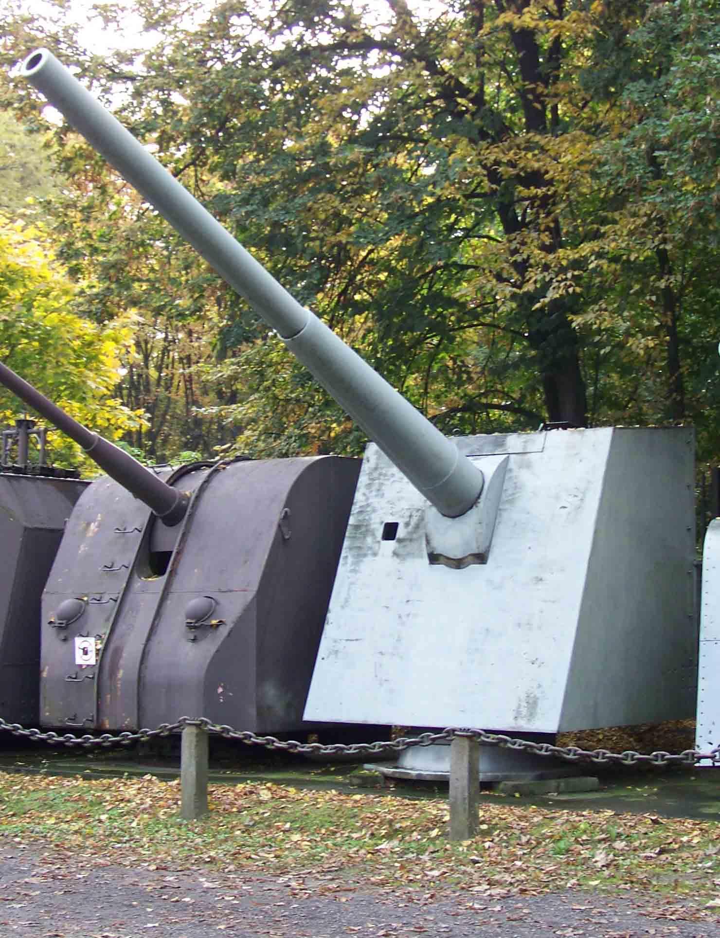 Armata nadbrzeżna Bofors wz. 35 kal. 152,4 mm