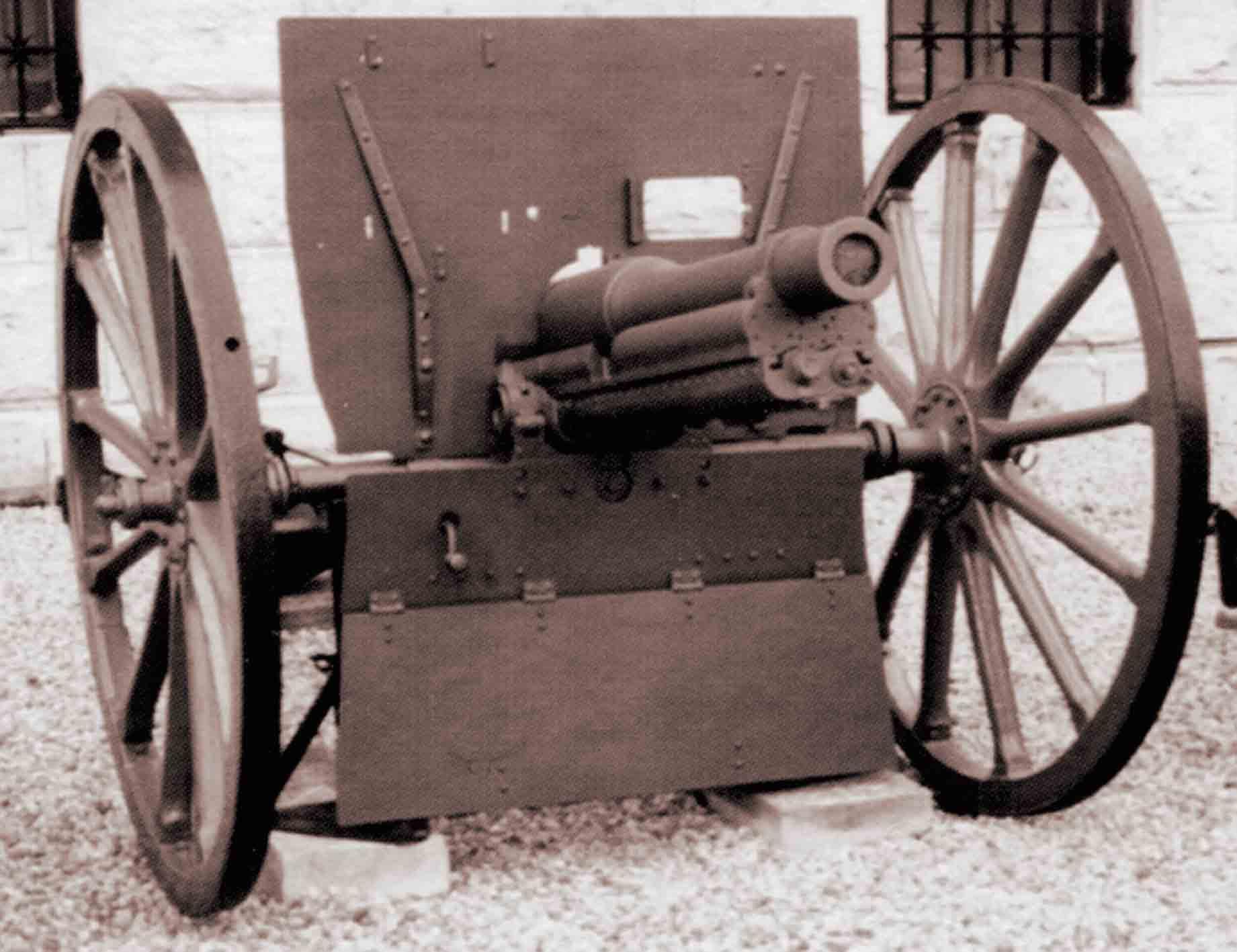 Armata polowa wz. 1912 kal. 75 mm