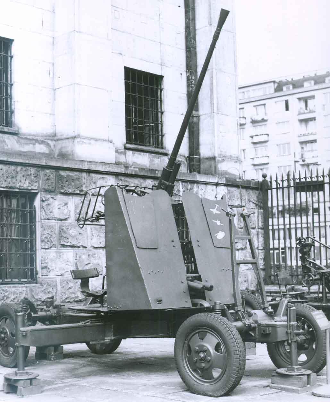 Armata przeciwlotnicza wz. 1939 (61-K) kal. 37 mm
