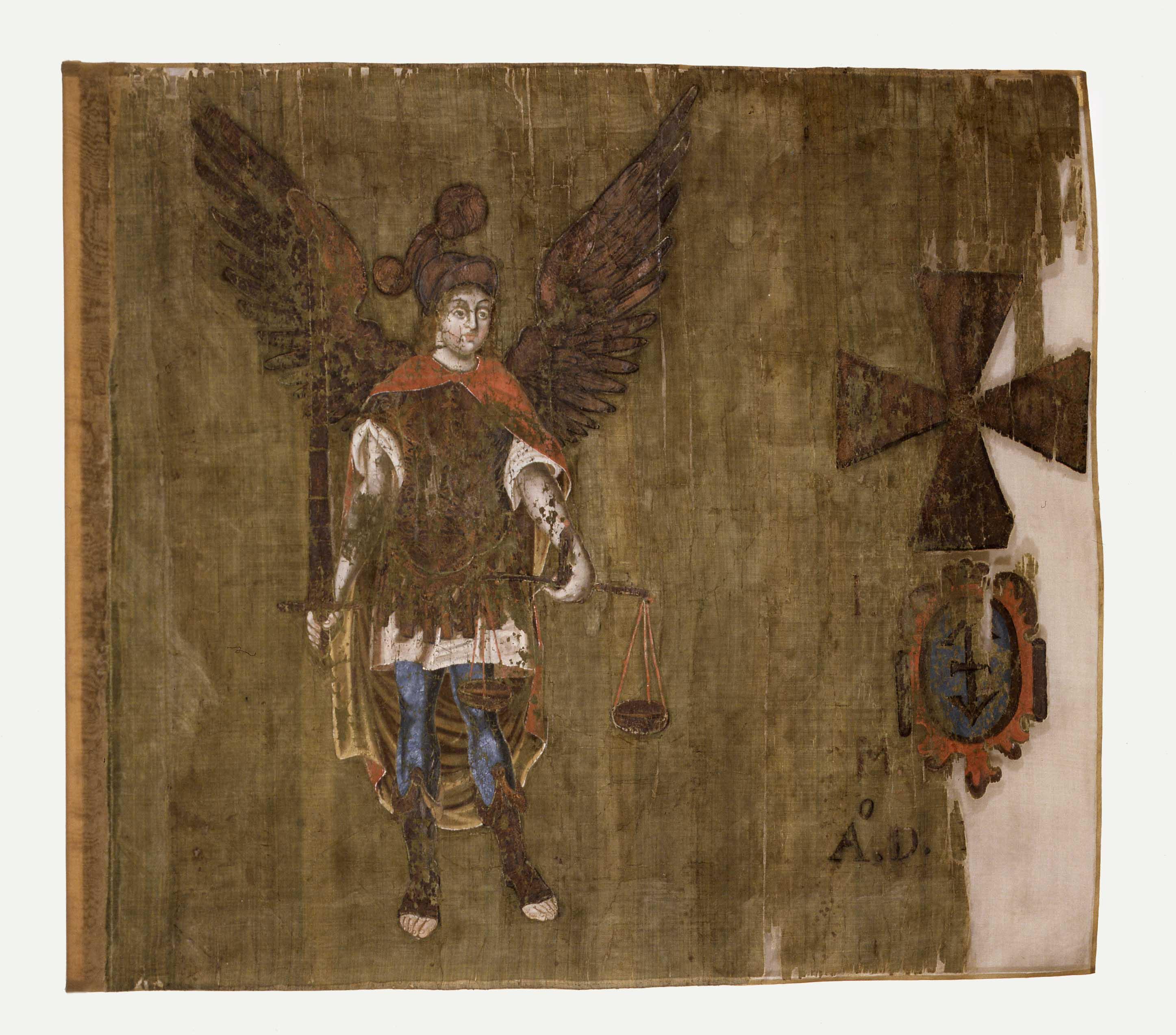 Chorągiew z 1649 r.