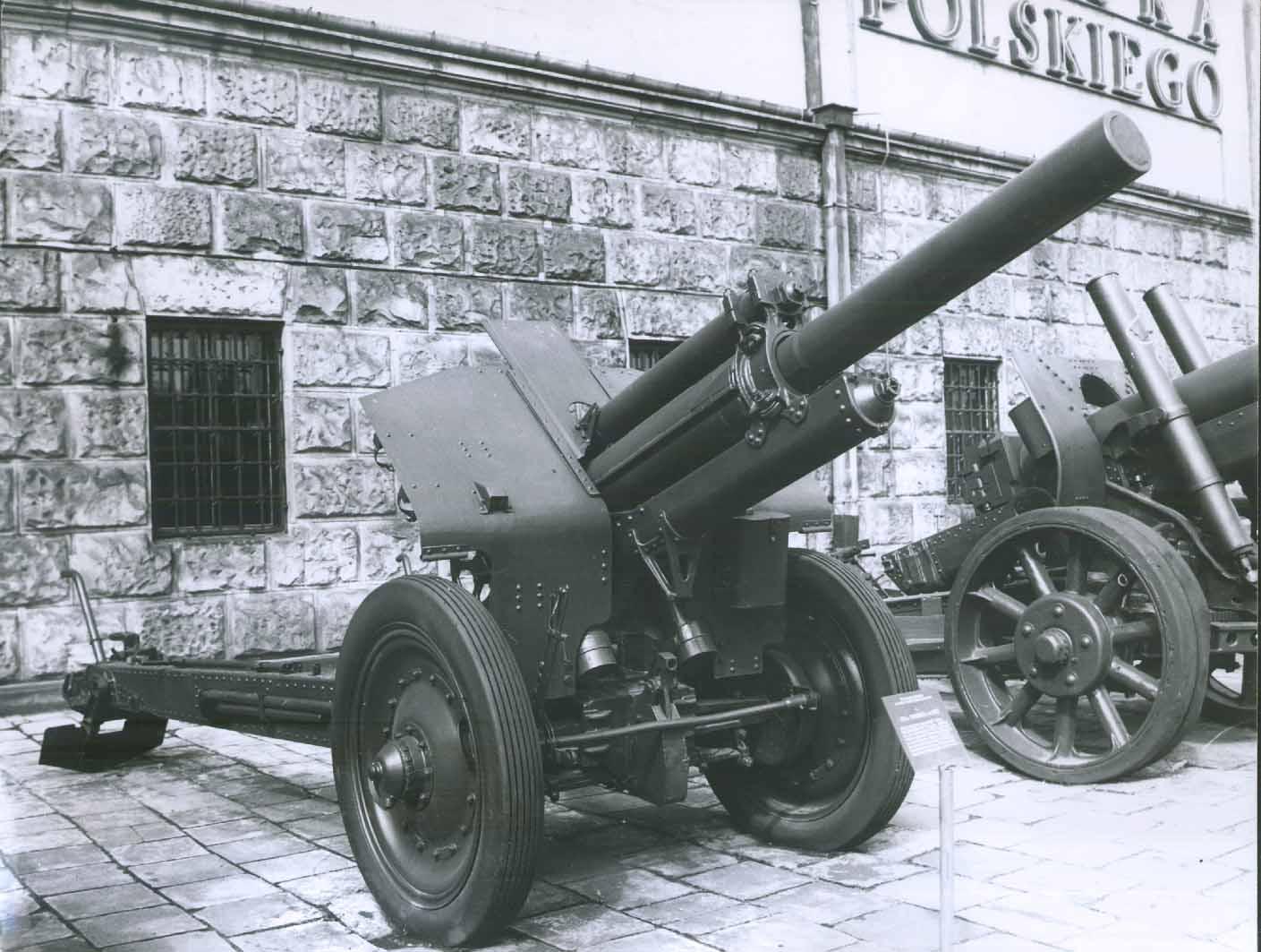 Haubica polowa wz. 1938 (M-30) kal. 122 mm