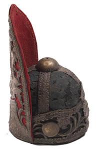 Kaszkiet grenadierski oficerów gwardii koronnej