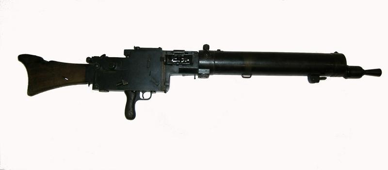 Lekki karabin maszynowy MG 08/15