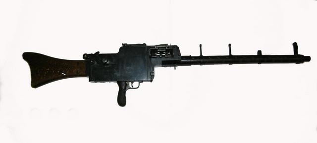 Lekki karabin maszynowy MG 08/18