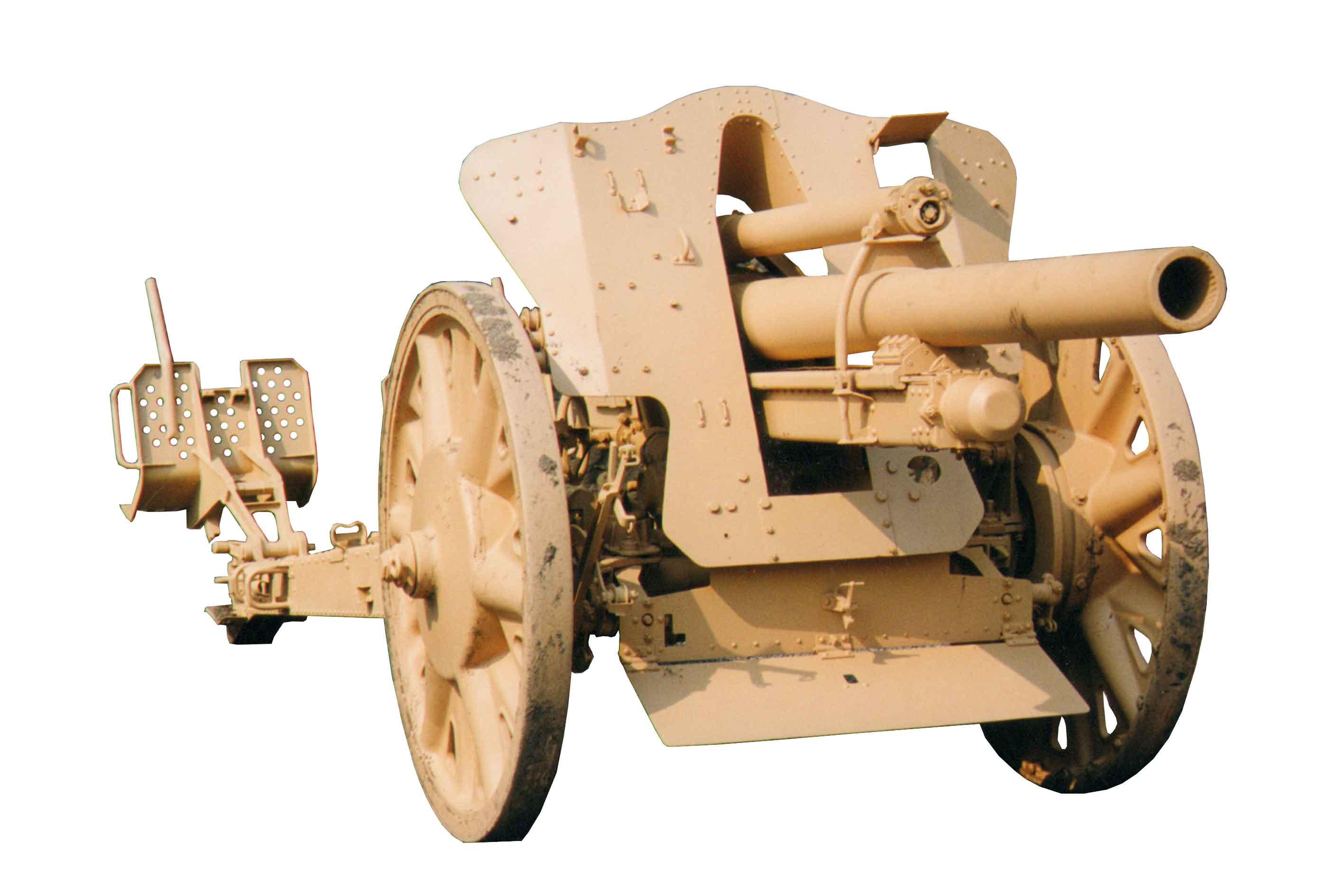 Lekkie haubice polowe le.F.H.18 i le.F.H.18M