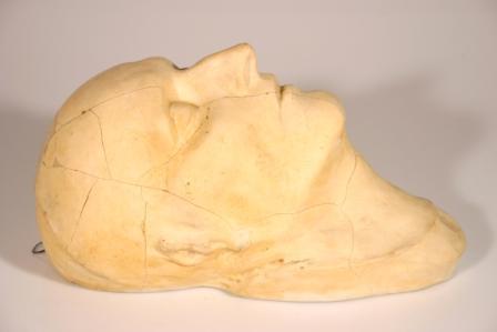 Maska pośmiertna Napoleona I