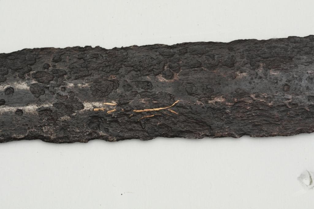 Miecz, druga połowa XV - pocz. XVI wieku