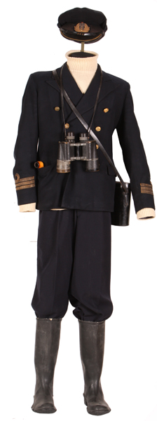 Mundur kapitana okrętu podwodnego