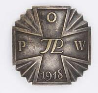 Odznaka pamiątkowa Polskiej Organizacji Wojskowej