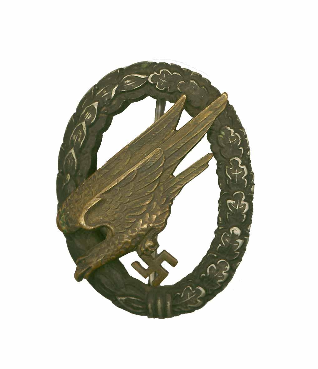 Odznaka Strzelca Spadochronowego Luftwaffe (Fallschirmschützenabzeichen der Luftwaffe)