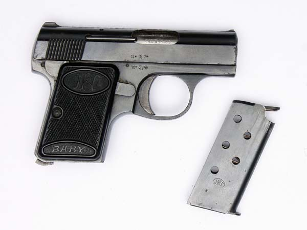 "Pistolet ""Browning Baby"""
