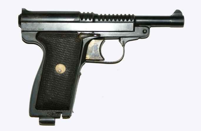 Pistolet Le Francais kal. 7,65 i 9 mm