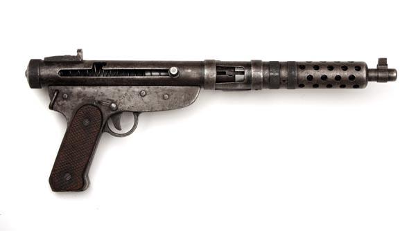 Pistolet maszynowy KOP-PAL