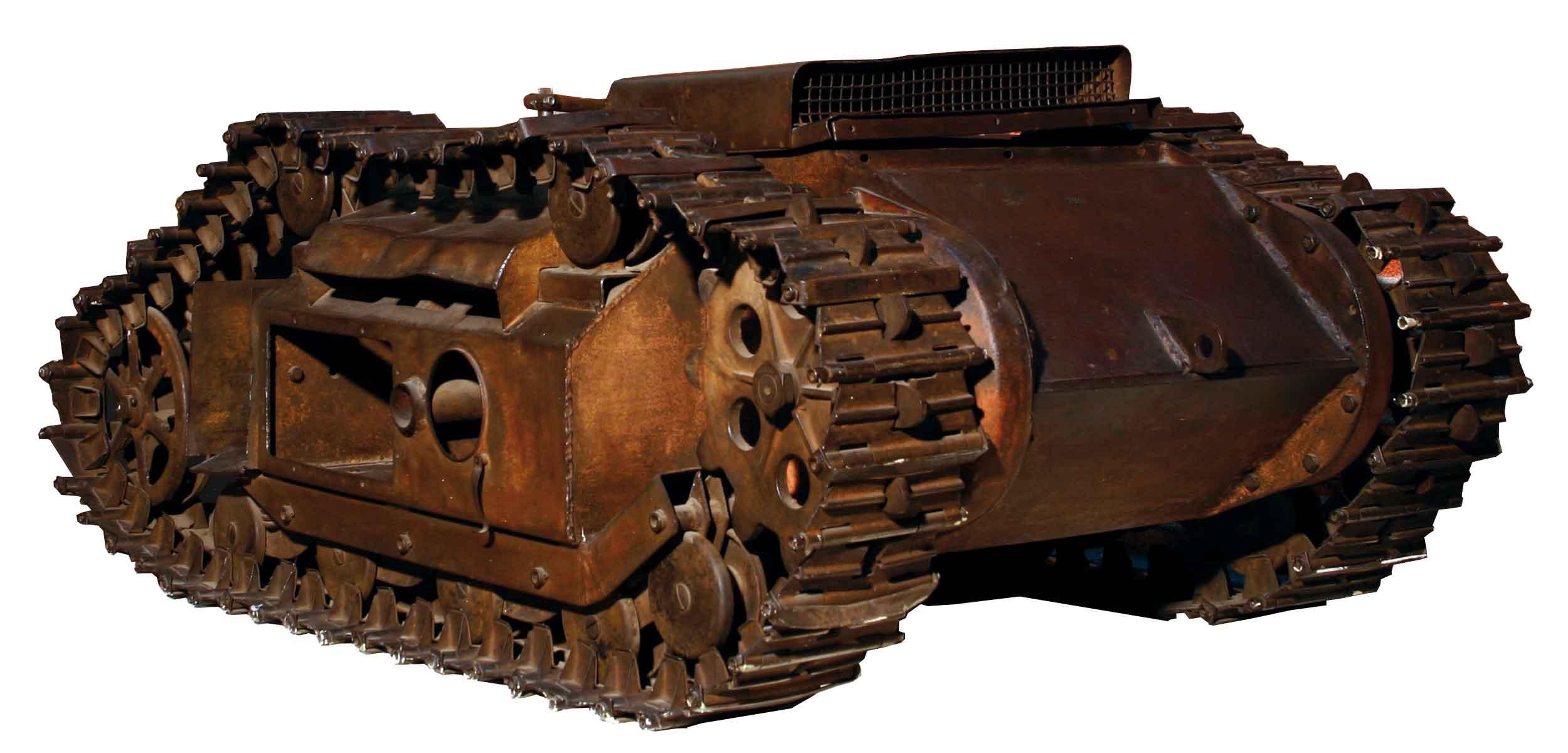 """Pojazd gąsienicowy Sd.Kfz. 303a """"Goliath"""""""