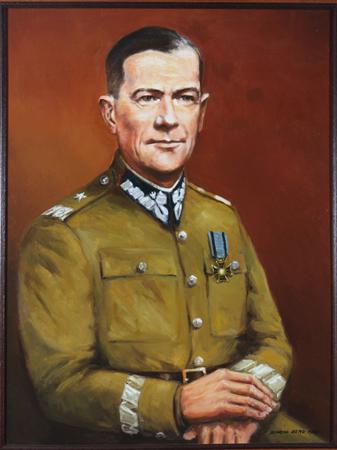 Portret generała brygady Mikołaja Bołtucia