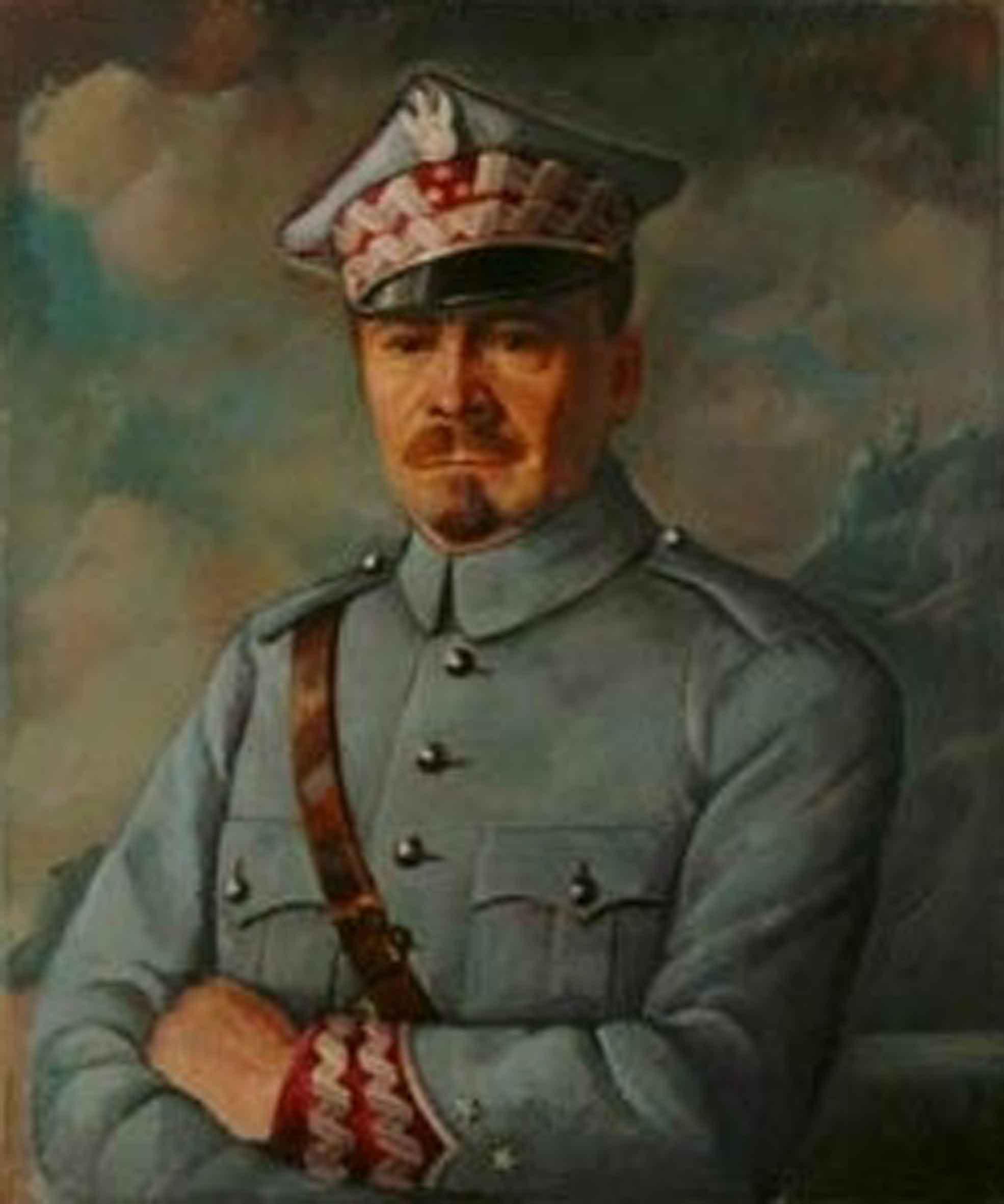 Portret generała Józefa Hallera