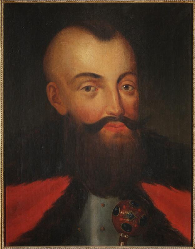 Portret Stefana Czarnieckiego nieznanego malarza