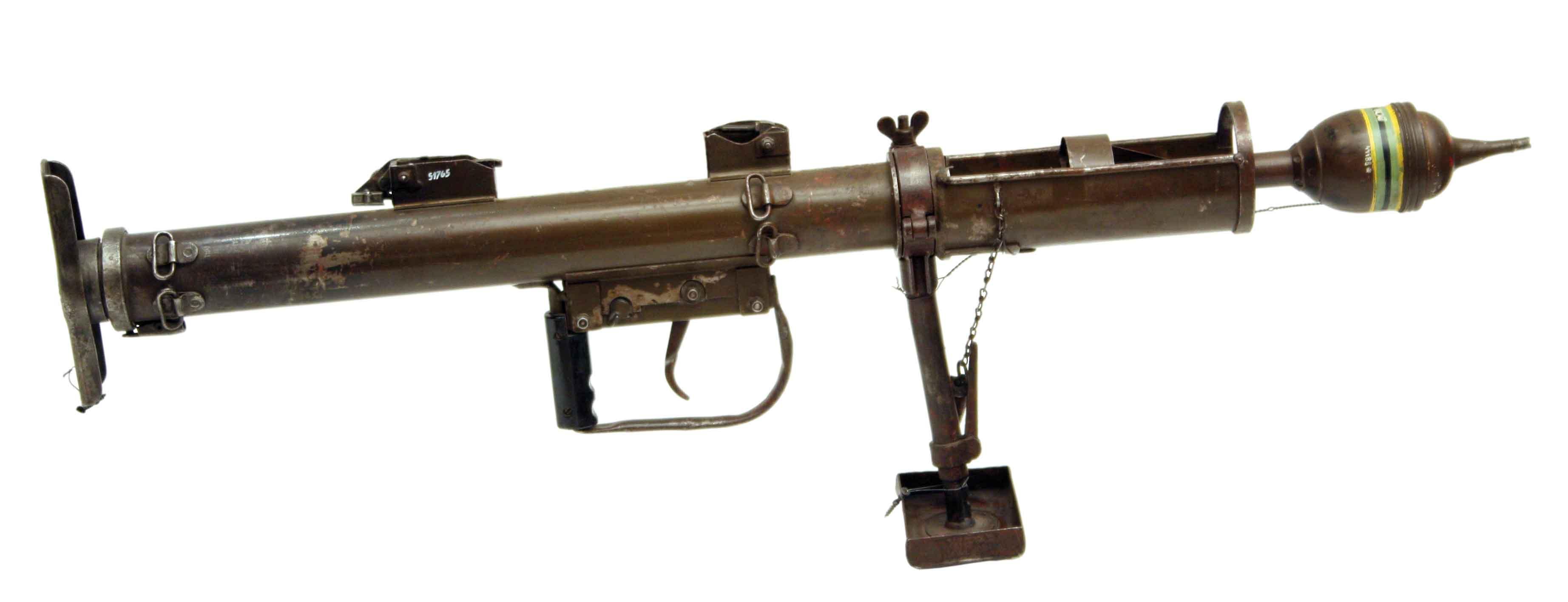 Ręczny granatnik przeciwpancerny PIAT