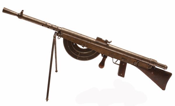 Ręczny karabin maszynowy Chauchat wz.1915