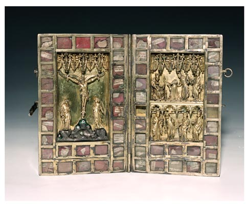 Relikwiarz krzyżacki