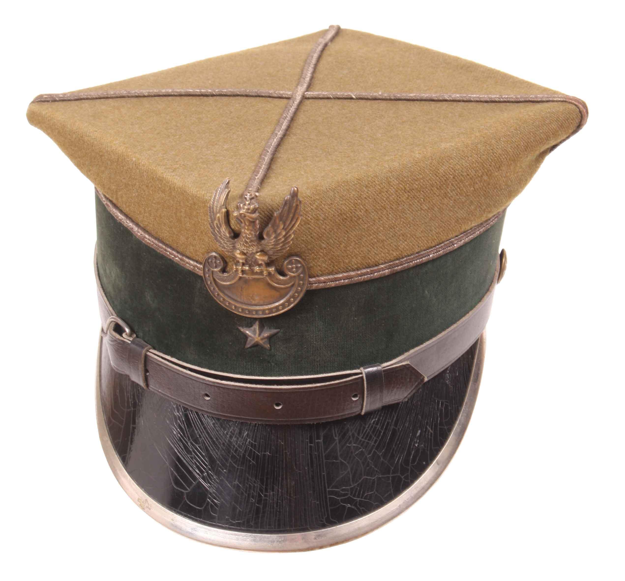 Rogatywka garnizonowa wz. 35 podporucznika artylerii