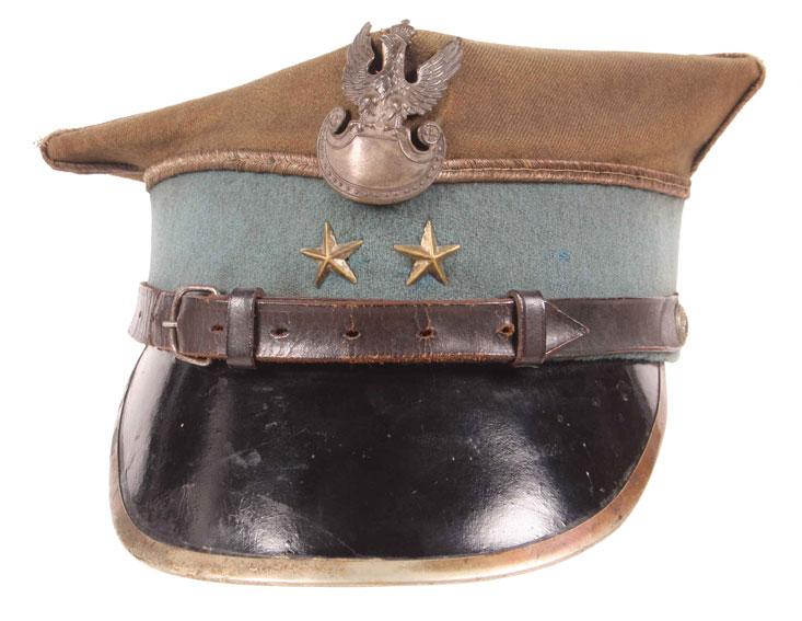 Rogatywka garnizonowa wz. 35 porucznika 6. pułku ułanów kaniowskich