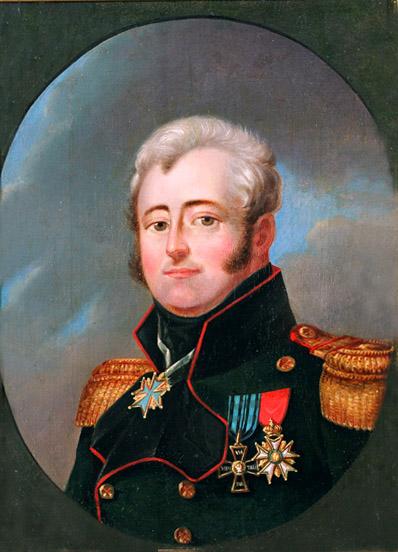 """Portret """"Generał Józef Longin Sowiński"""""""