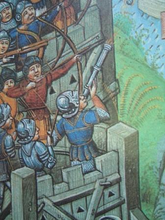 Średniowieczna ręczna broń palna