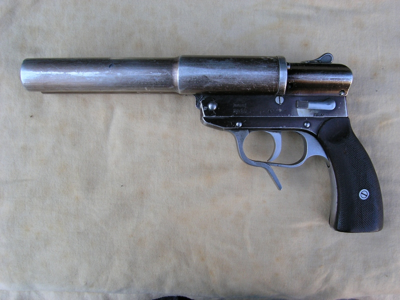 Sternsignalpistole Doppelschuss Sld