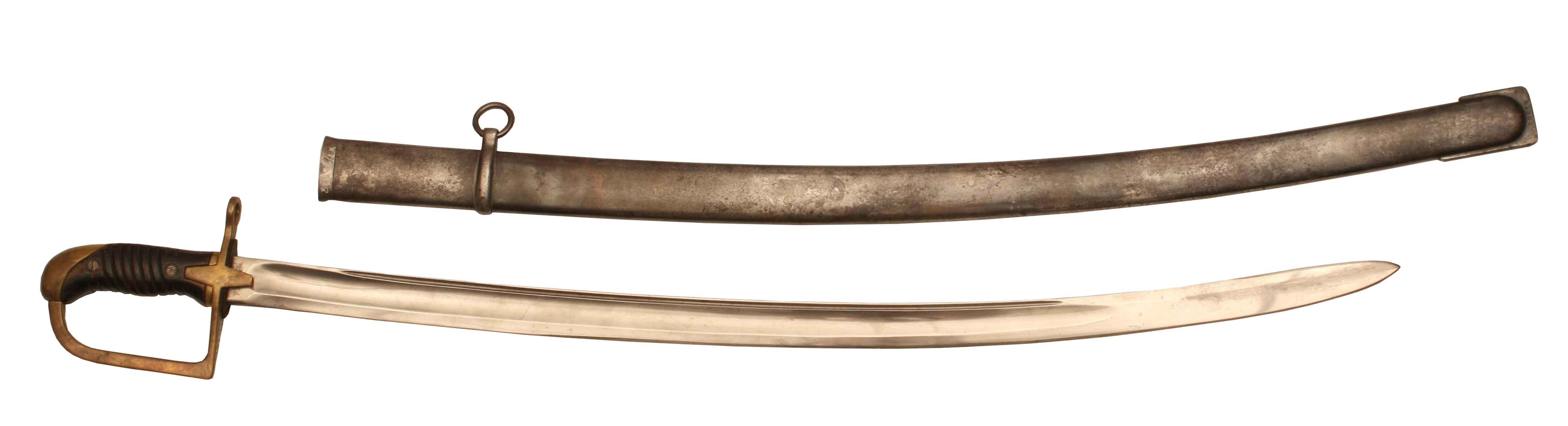 Szabla kawaleryjska, żołnierska wz.34