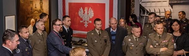 Wizyta Przyjaciół ze Sztabu Generalnego Wojska Polskiego