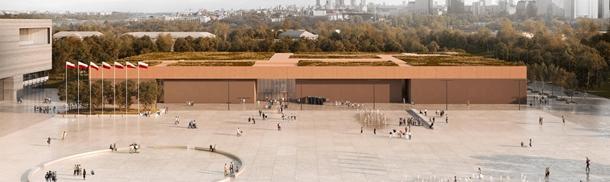 Ogłoszenie międzynarodowego konkursu na koncepcję ekspozycji Muzeum Wojska Polskiego w Cytadeli