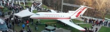 W sobot� samolot Jak-40 dost�pny dla zwiedzaj�cych tylko do godz. 12