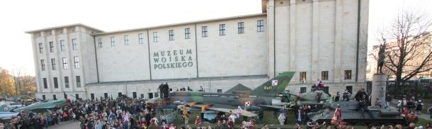 Zmiany organizacyjne Muzeum Wojska Polskiego