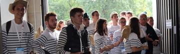 Uczestnicy �wiatowych Dni M�odzie�y w MWP