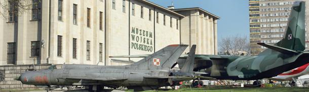Godziny otwarcia Muzeum Wojska Polskiego od 29 kwietnia -3 maja