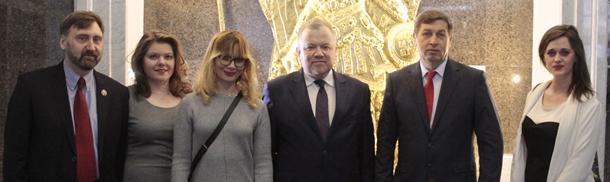 Delegacja MWP na Ukrainie