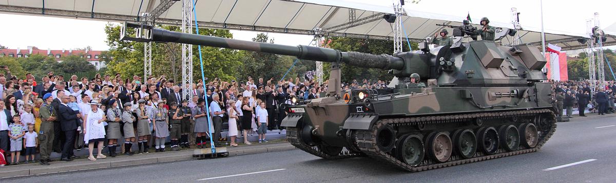 Święto Wojska Polskiego – relacja