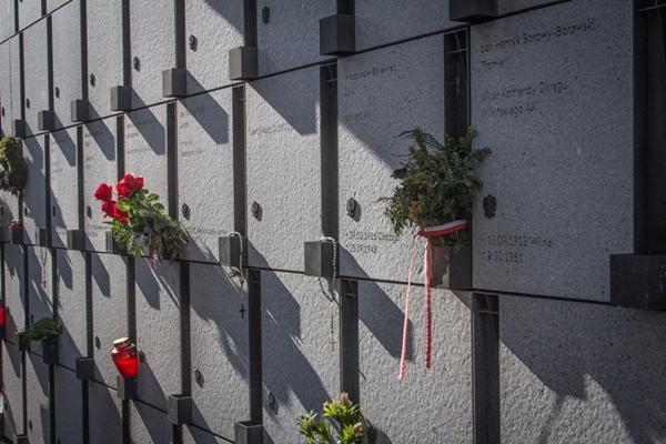 1 marca - Narodowy Dzień Pamięci Żołnierzy Wyklętych: Kwatera na Łączce