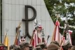 1 sierpnia - Uroczystości przy Pomniku Armii Krajowej i Polskiego Państwa Podziemnego