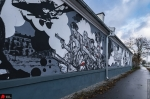 100 metrów muralu na 100 lat muzeum
