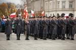 11 listopada - Plac Piłsudskiego