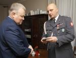 21 grudnia: Przekazanie odznaki pamiątkowej Centrum Operacji Cybernetycznych
