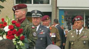 70 rocznica bitwy pod Arnhem