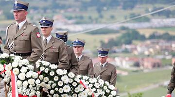 72. rocznica bitwy o Monte Cassino