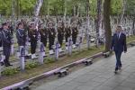 Apel Pamięci w przeddzień Święta Wojska Polskiego