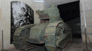 Czołg Renault FT 17 – militarny unikat w Muzeum Wojska Polskiego!