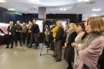 Delegacja MWP na Ukrainie - Otwarcie wystawy z władzami miasta