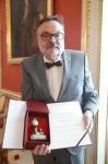 Dyrektor Sławomir Frątczak z nagrodą m. st. Warszawy